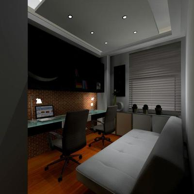 despacho - sala de estudio