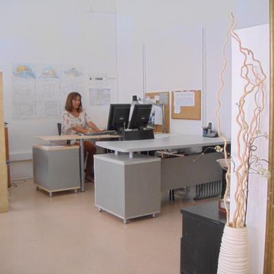 interior despacho en Rubí