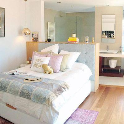 Despúes de la Reforma de Dormitorio / Baño