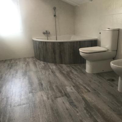 Reforma de baño en Brunete ( despues )