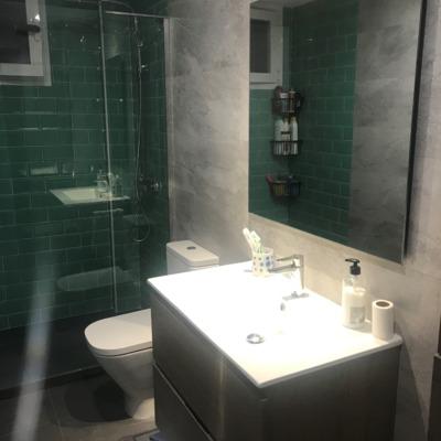 Reforma de baño  en San Cristobal ( despues 2 )