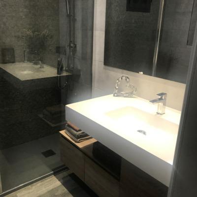 Reforma de baño  en Las Rozas ( despues 2 )