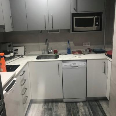 Reforma de cocina en Aluche ( despues 2 )