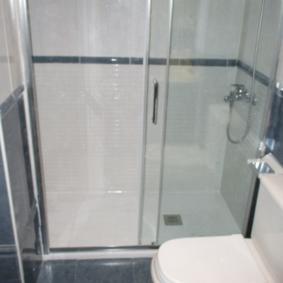 Reforma de baño cmpleto