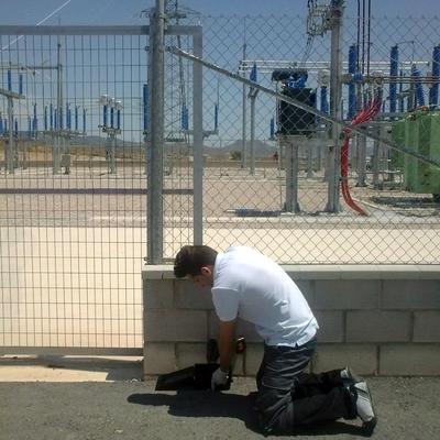 desratizacion subestacion electrica