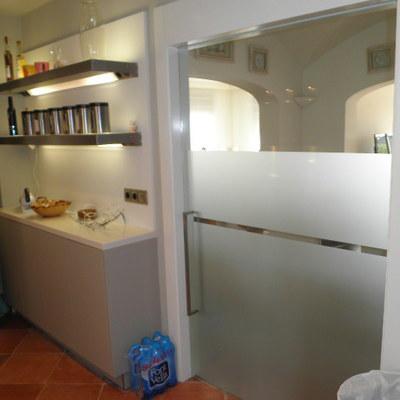 Detall mobiliari de cuina