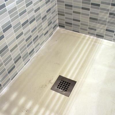 Detalle de cambio de bañera