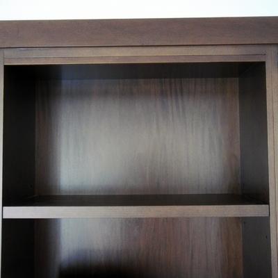 Detalle de estante