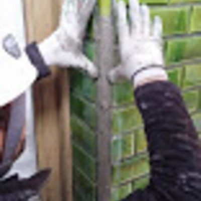 Detalle de rehabilitación de elementos de fachada protegida (3).