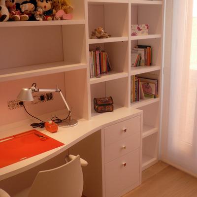 Detalle mobiliario infantil