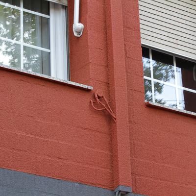 Impermeabilización, rehabilitación fachadas viviendas plurifamiliares
