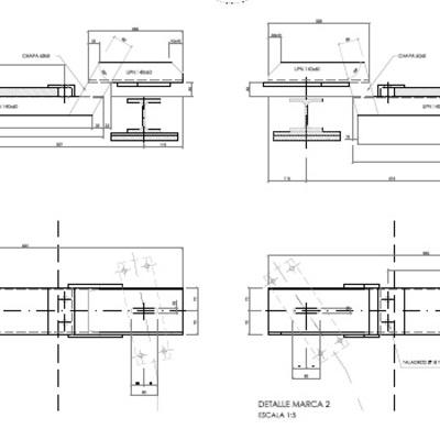 Detalles constructivos para piezas mecánicas