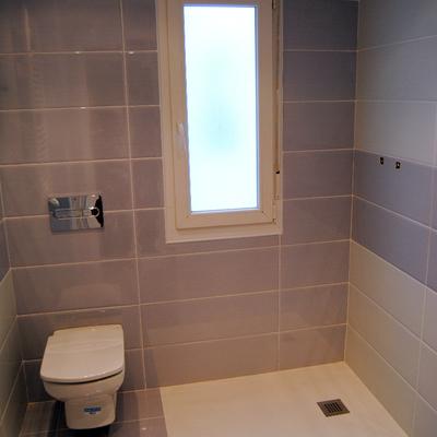 Detalles de reforma de baño