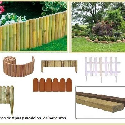 DIFERENTES MODELOS DE BORDURAS