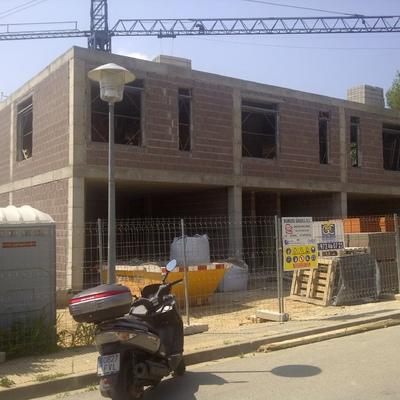 Dirección de obra 2 casas aparejadas