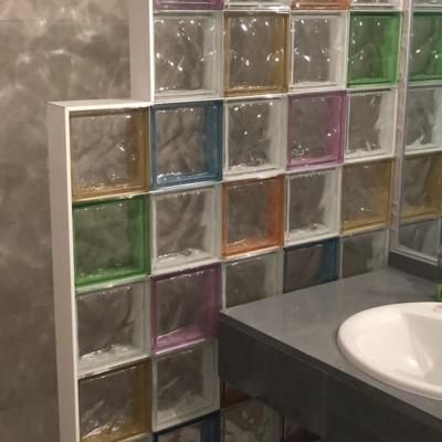 Diseño e Instalación de Mampara Baño