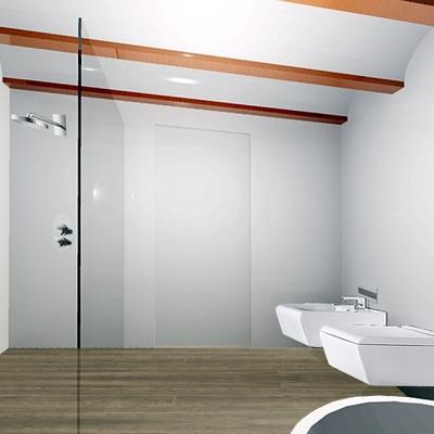 Diseño Baño vivienda