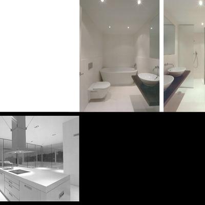 Diseño cocina-baño
