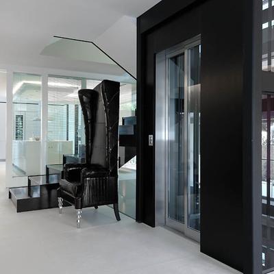 Diseño de ascensor panorámico de HITA Architects