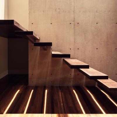 Como construir una escalera diferentes tipos de escaleras for Como hacer una escalera de cemento
