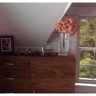 diseño dormitorio, detalle