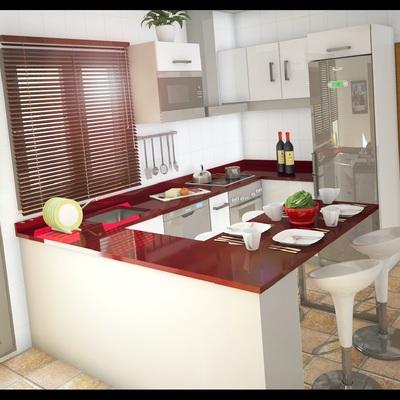 Girubi tu oficina t cnica librilla for Disenador de cocinas gratis