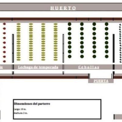 Diseño Huerto