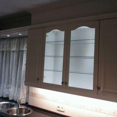 Diseño Iluminación LED -Cocina- A Coruña