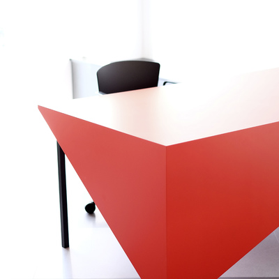 Mesa a medida oficina