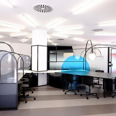 Diseño oficina a medida