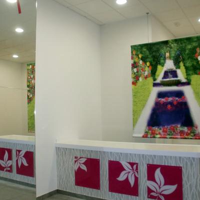 Diseño, Reforma Intergral e Interiorismo Floristería VISERCHI - Embajadores