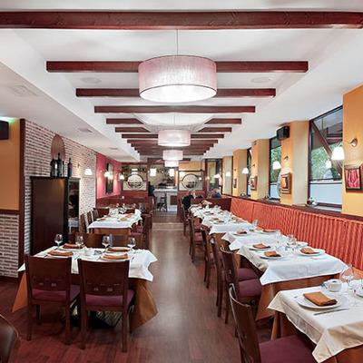 Diseño y reforma de local en madrid. Restaurante Lipari