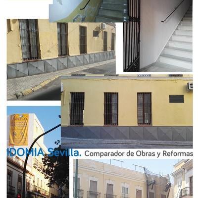 Reforma Comunidad de Propietario, Puerta Carmona