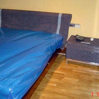 embalaje dormitorio