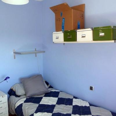 Dormitorio de un niño