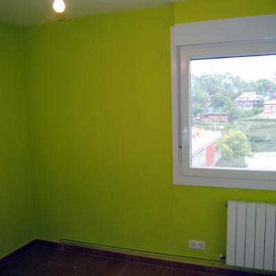 Dormitorio en Gorliz