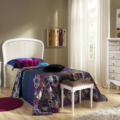 Dormitorio juvenil cabecero modelo parís