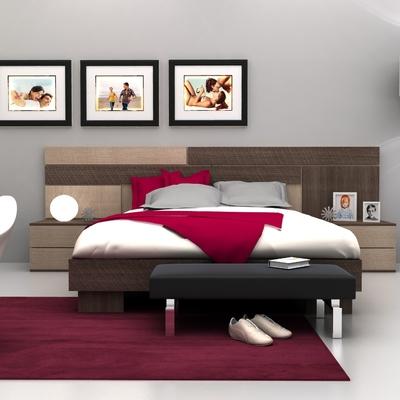 dormitorio melamina