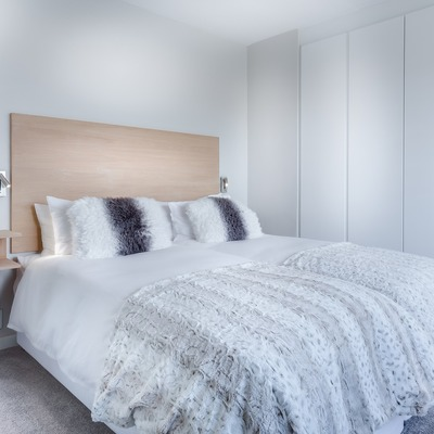 Dormitorio nordico