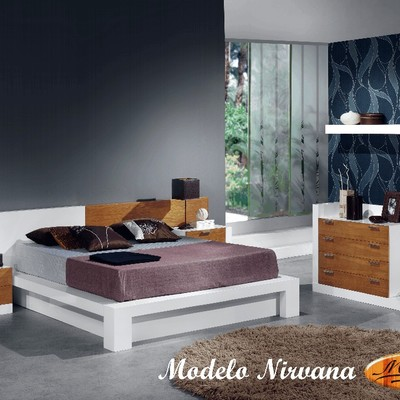 Dormitorio mod: Nirvana