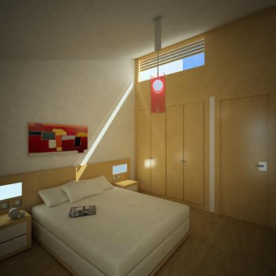 Dormitorio Monegrillo