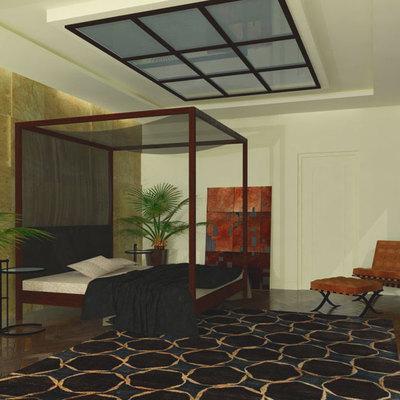 Dormitorio principal_propuesta_Villa al Mar