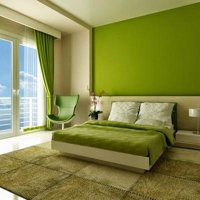 Dormitorios modernos pladur y pintura