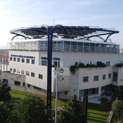Cubierta fotovoltaica Edificio CSIC Sabadell