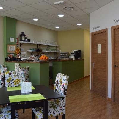 Proyecto de adecuación y actividad de Cafeteria y zonas multiuso