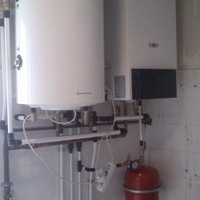 Caldera de condensacion Wlof CGB