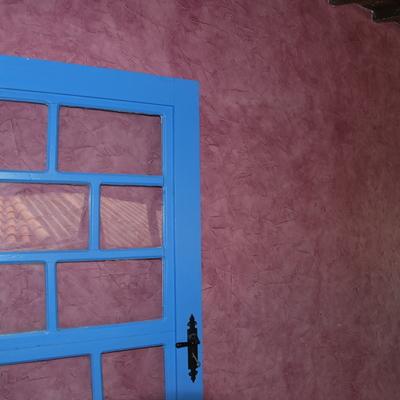 pared rustica