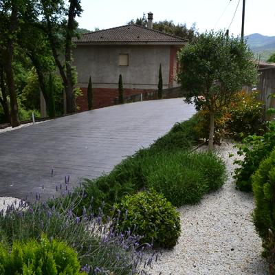 Mantenimiento jardin Garrotxa