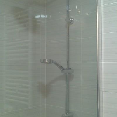 Acabado baño