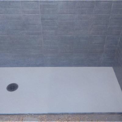 Plato ducha prefabricado